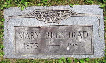 BELEHRAD, MARY - Linn County, Iowa | MARY BELEHRAD
