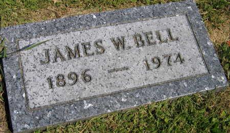 BELL, JAMES W. - Linn County, Iowa | JAMES W. BELL