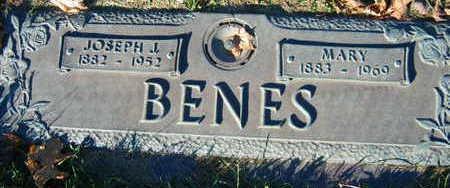 BENES, MARY - Linn County, Iowa | MARY BENES