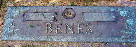 BENES, JOSEPH J. - Linn County, Iowa | JOSEPH J. BENES