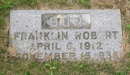 BENESH, FRANKLIN ROBERT - Linn County, Iowa | FRANKLIN ROBERT BENESH