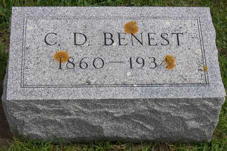 BENEST, C.D. - Linn County, Iowa | C.D. BENEST