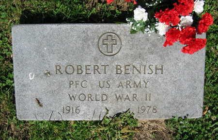 BENISH, ROBERT - Linn County, Iowa | ROBERT BENISH