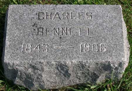 BENNETT, CHARLES - Linn County, Iowa   CHARLES BENNETT