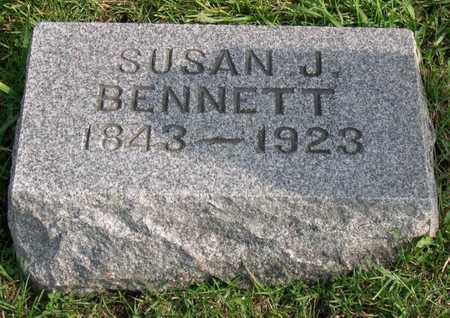 BENNETT, SUSAN J. - Linn County, Iowa | SUSAN J. BENNETT