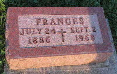 BERANEK, FRANCES - Linn County, Iowa | FRANCES BERANEK