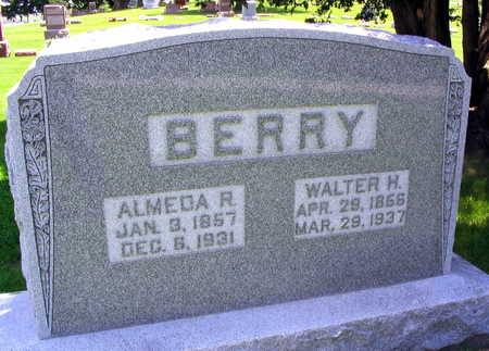 BERRY, WALTER H. - Linn County, Iowa | WALTER H. BERRY