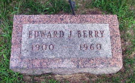 BERRY, EDWARD J. - Linn County, Iowa | EDWARD J. BERRY