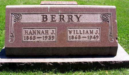 BERRY, WILLIAM J. - Linn County, Iowa | WILLIAM J. BERRY