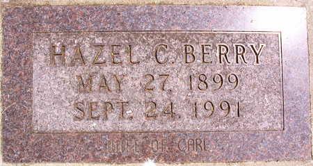 BERRY, HAZEL C. - Linn County, Iowa | HAZEL C. BERRY