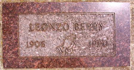 BERRY, LEONZO - Linn County, Iowa | LEONZO BERRY