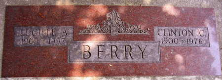 BERRY, LUCILLE A. - Linn County, Iowa | LUCILLE A. BERRY