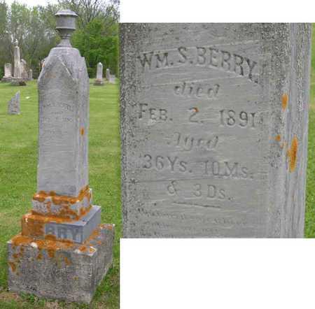 BERRY, WM. S. - Linn County, Iowa | WM. S. BERRY