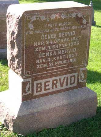 BERVID, CENEK - Linn County, Iowa | CENEK BERVID