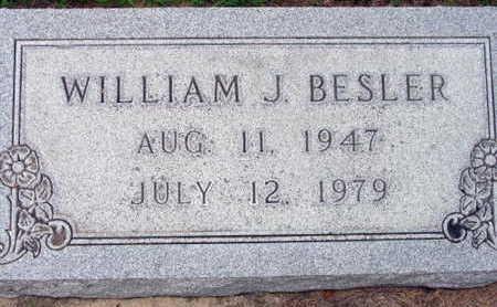 BESLER, WILLIAM J. - Linn County, Iowa   WILLIAM J. BESLER