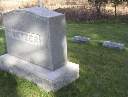 BETZER, FAMILY STONE - Linn County, Iowa | FAMILY STONE BETZER