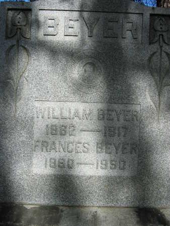 BEYER, FRANCES - Linn County, Iowa | FRANCES BEYER
