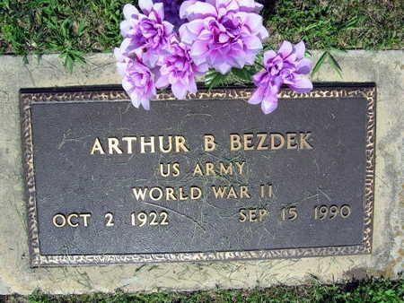 BEZDEK, ARTHUR A. - Linn County, Iowa | ARTHUR A. BEZDEK