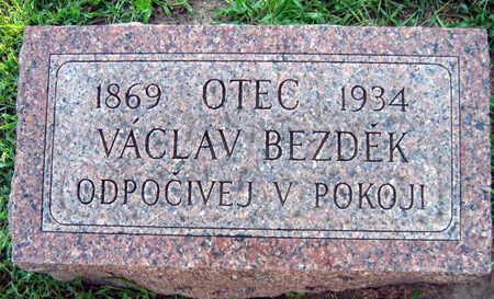 BEZDEK, VACLAV - Linn County, Iowa | VACLAV BEZDEK