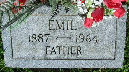 BIDERMAN, EMIL - Linn County, Iowa | EMIL BIDERMAN