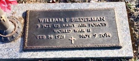 BIEDERMAN, WILLIAM - Linn County, Iowa | WILLIAM BIEDERMAN