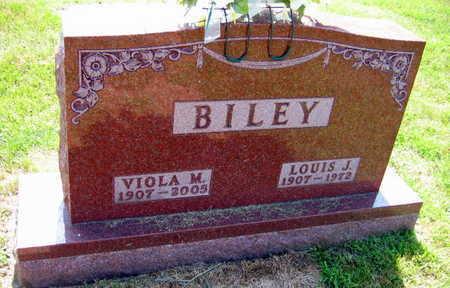 BILEY, VIOLA M. - Linn County, Iowa | VIOLA M. BILEY