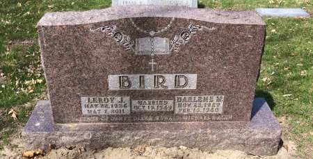 BIRD, LEROY J. - Linn County, Iowa | LEROY J. BIRD