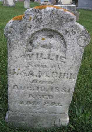 BIRK, WILLIE - Linn County, Iowa | WILLIE BIRK