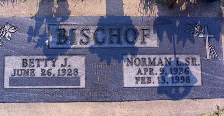 BISCHOF, NORMAN L., SR. - Linn County, Iowa | NORMAN L., SR. BISCHOF