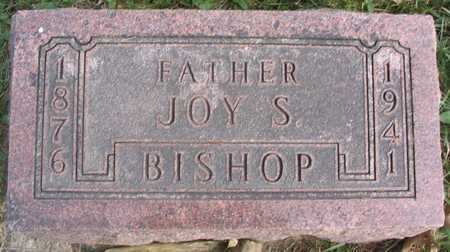 BISHOP, JOY S. - Linn County, Iowa   JOY S. BISHOP