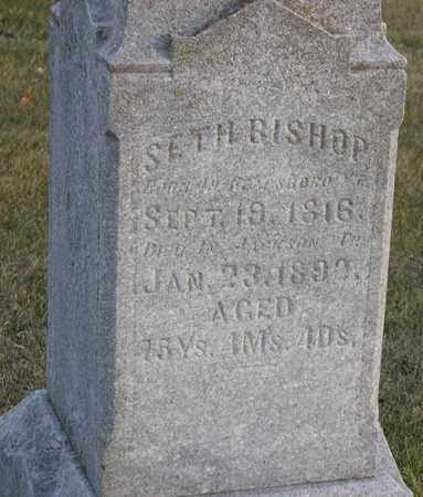 BISHOP, SETH - Linn County, Iowa | SETH BISHOP