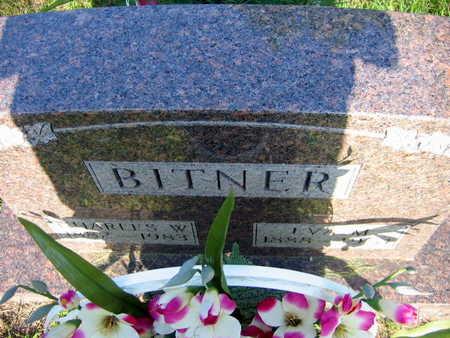 BITNER, EVA M. - Linn County, Iowa | EVA M. BITNER