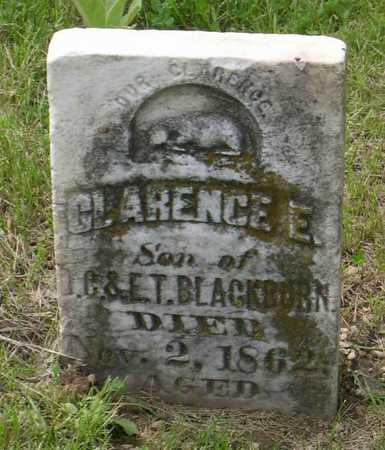 BLACKBURN, CLARENCE E. - Linn County, Iowa | CLARENCE E. BLACKBURN