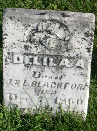 BLACKFORD, DELILA A. - Linn County, Iowa | DELILA A. BLACKFORD