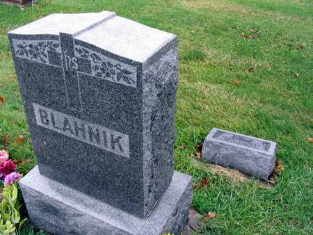 BLAHNIK, FAMILY STONE - Linn County, Iowa | FAMILY STONE BLAHNIK