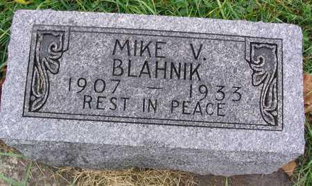 BLAHNIK, MIKE V. - Linn County, Iowa | MIKE V. BLAHNIK