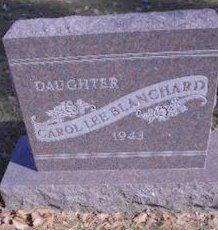 BLANCHARD, CAROL LEE - Linn County, Iowa | CAROL LEE BLANCHARD