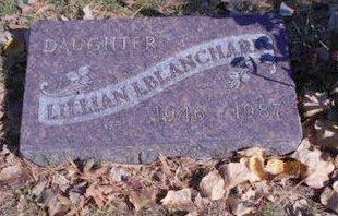 BLANCHARD, LILLIAN I. - Linn County, Iowa | LILLIAN I. BLANCHARD