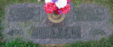 BLAZEK, LUDMILA - Linn County, Iowa | LUDMILA BLAZEK