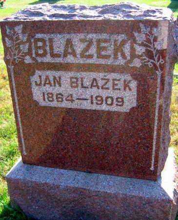 BLAZEK, JAN - Linn County, Iowa | JAN BLAZEK