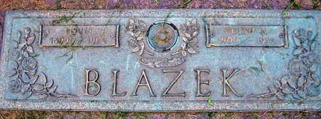 BLAZEK, EDITH N. - Linn County, Iowa | EDITH N. BLAZEK