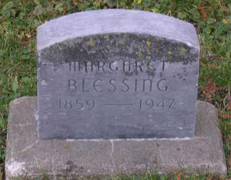 BLESSING, MARGARET - Linn County, Iowa   MARGARET BLESSING
