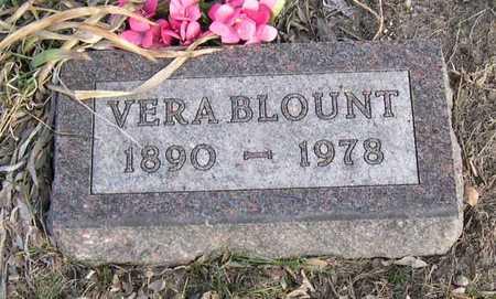 BLOUNT, VERA - Linn County, Iowa | VERA BLOUNT