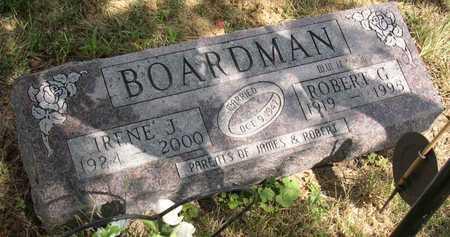 BOARDMAN, IRENE J. - Linn County, Iowa | IRENE J. BOARDMAN