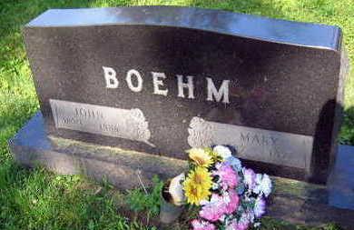 BOEHM, JOHN - Linn County, Iowa | JOHN BOEHM