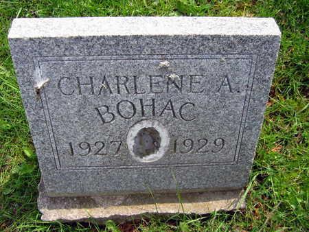 BOHAC, CHARLENE A. - Linn County, Iowa | CHARLENE A. BOHAC
