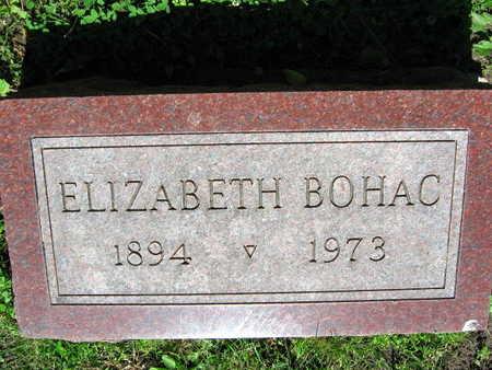 BOHAC, ELIZABETH - Linn County, Iowa | ELIZABETH BOHAC