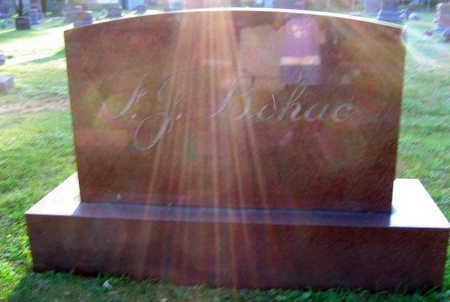 BOHAC, FAMILY STONE  (F. J. BOHAC) - Linn County, Iowa   FAMILY STONE  (F. J. BOHAC) BOHAC