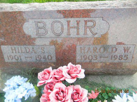 BOHR, HAROLD W. - Linn County, Iowa | HAROLD W. BOHR