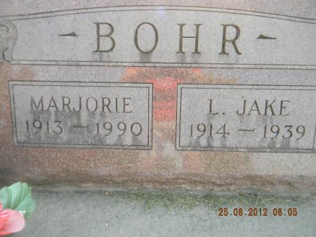 BOHR, L. JAKE - Linn County, Iowa | L. JAKE BOHR